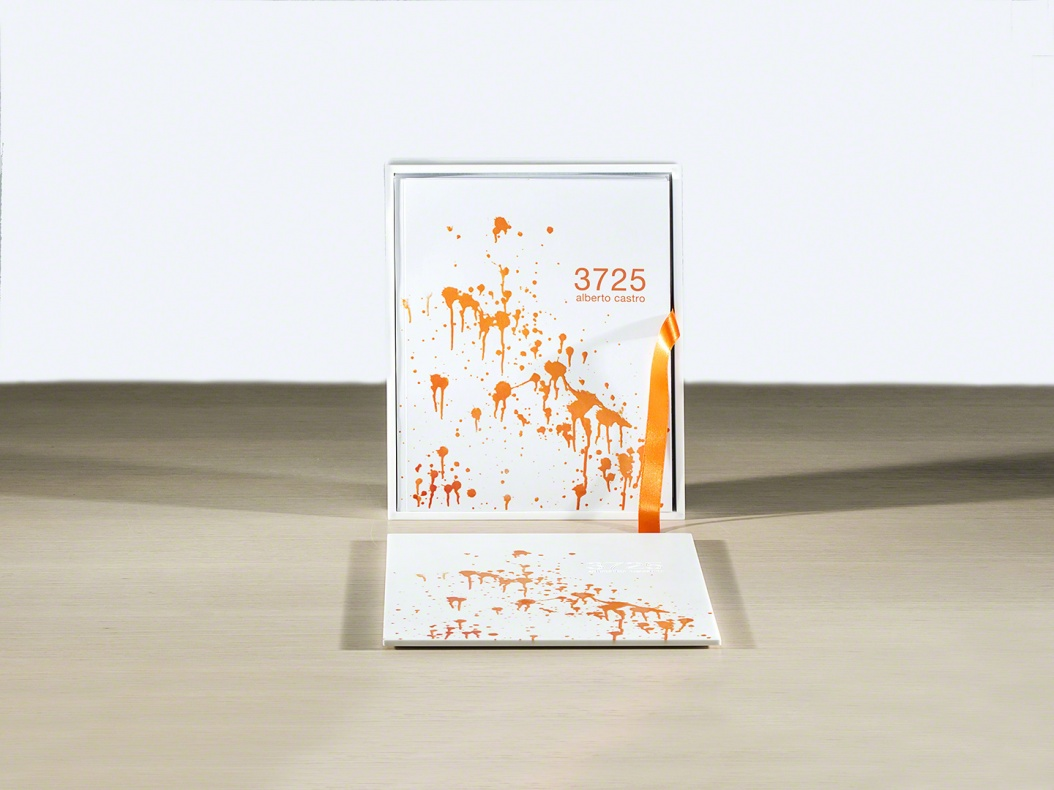 3725 - limited edition set, with corian box